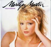 POSSESSIVE LOVE (written by Madonna) - USA MARILYN MARTIN (THIS IS SERIOUS) LP VINYL